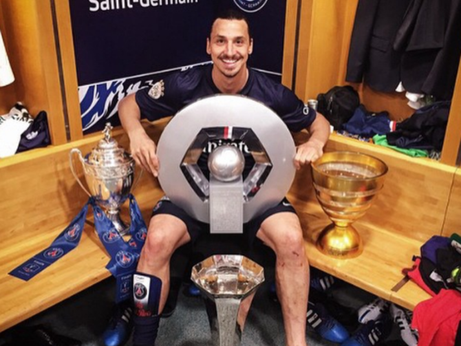 Zlatan Ibrahimovic leaving PSG, is Manchester United or MLS in his future? - CBSSports.com