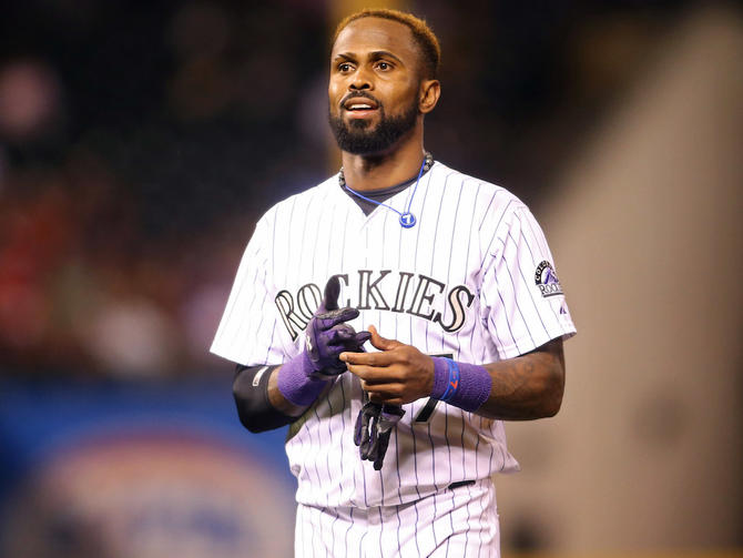MLB suspends Rockies' Jose Reyes for domestic violence incident - CBSSports.com