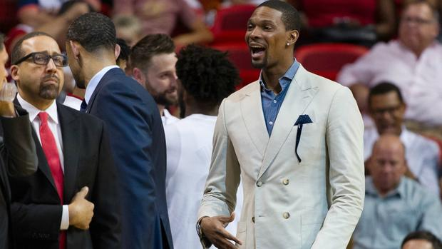 Riley says Whiteside will be top Heat summer priority