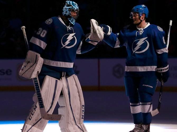 Lightning get Stralman back for Game 2; Callahan, Bishop out - CBSSports.com