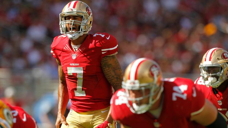 0e769cdab75 Why Colin Kaepernick s decline is overblown and how he can turn it around -  CBSSports.com