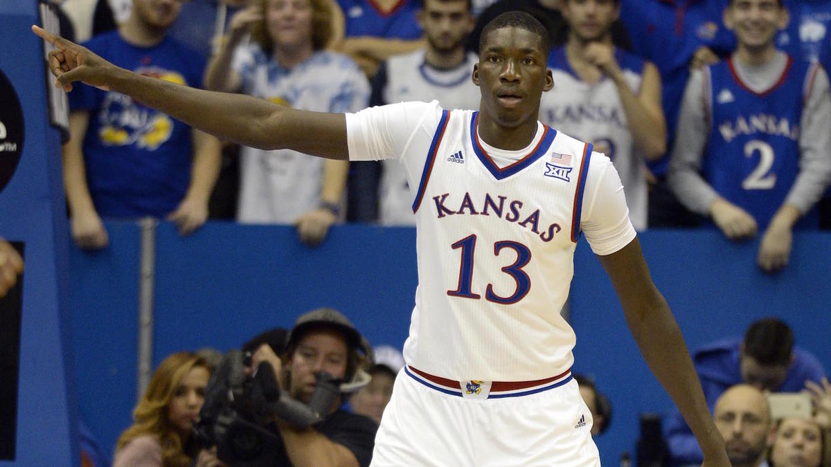 3c6c2cec715 Where Cheick Diallo ranks vs. Bill Self's other Kansas NBA Draft ...