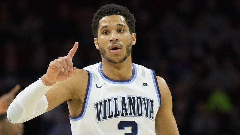 Top 25 College Standings >> Josh Hart returning to Villanova gives Wildcats real shot to repeat - CBSSports.com
