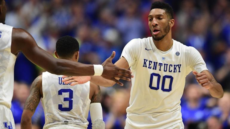 Kentucky Transfer Marcus Lee May Commit To Cal When He