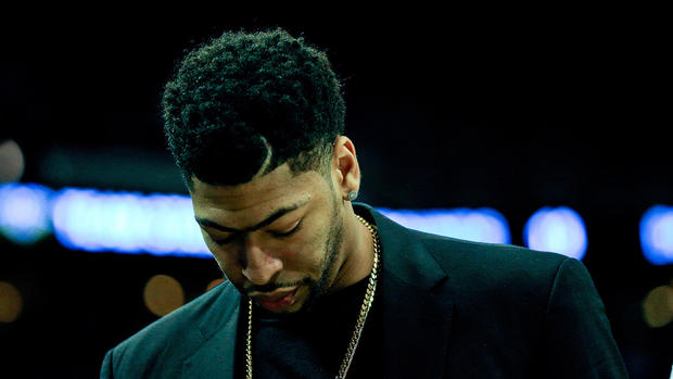 Anthony Davis snubbed from All-NBA team, loses $24 million bonus