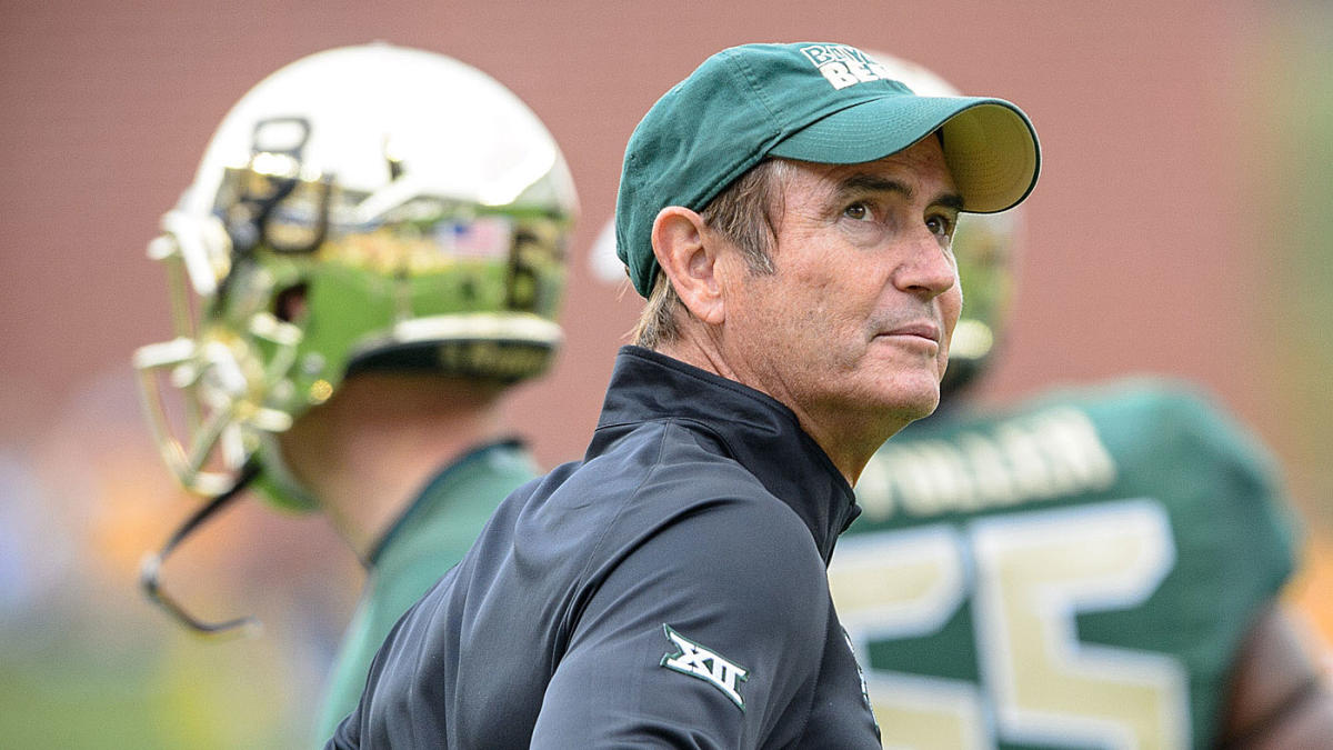 Houston sends clear message about Art Briles' coaching future in denying interview