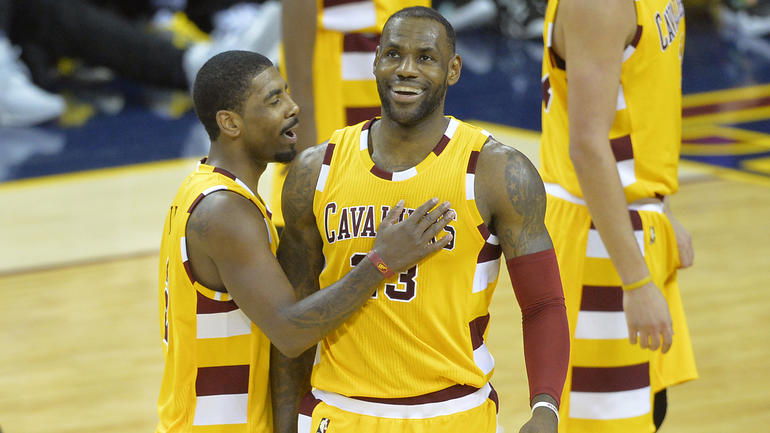 Kyrie Irving-for-Isaiah Thomas trade just another example of LeBron James' impact
