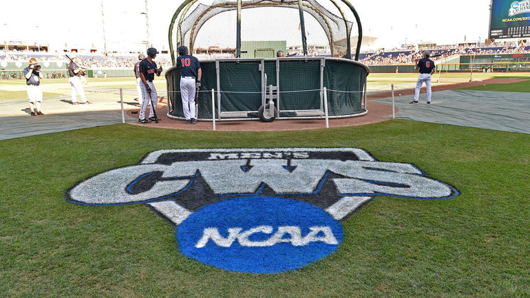 Ncaa Baseball Tournament 2019 Printable Bracket Schedule College