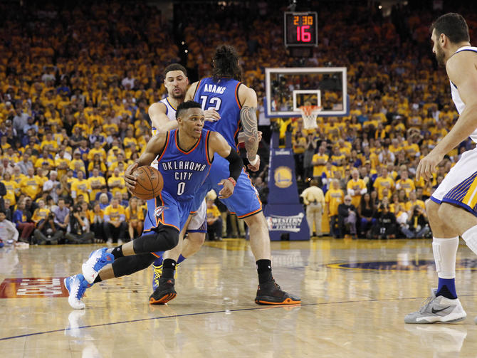 Russell Westbrook's poor finish in Western finals shouldn ...