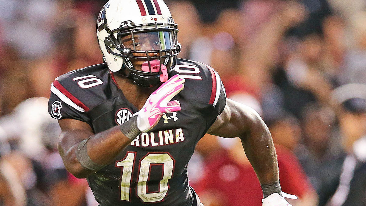 South Carolina All-SEC LB among trio of Gamecocks accused ...