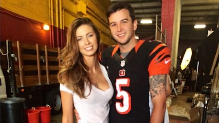 Who is katherine webb dating now