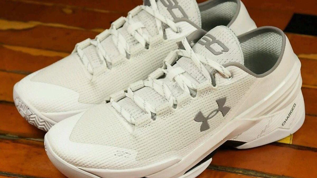 Steph Curry's new Under Armour sneakers