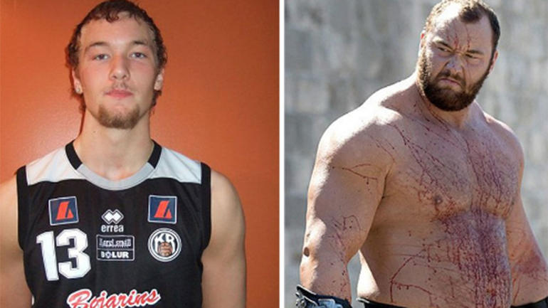 LOOK: You won't believe how skinny 'The Mountain' from ...