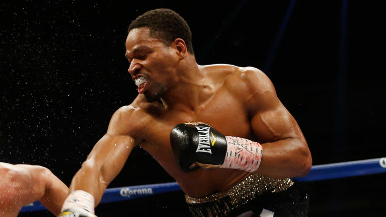 Shawn Porter says Errol Spence 'has a lot of questions he's trying to figure out for himself'