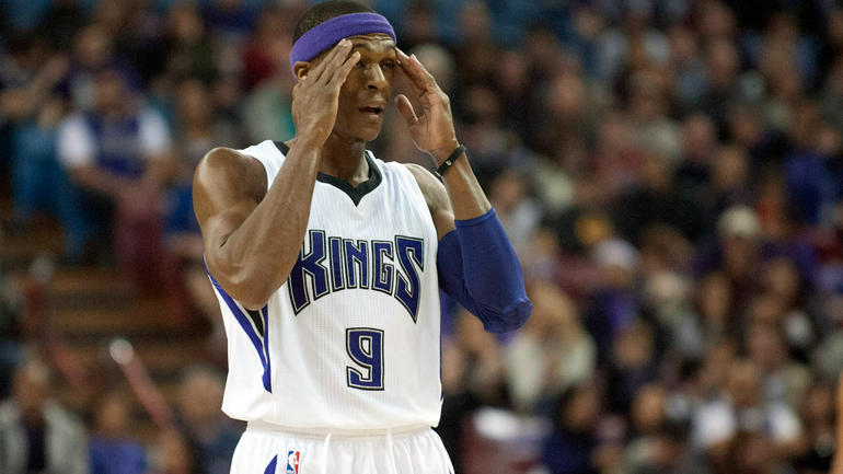 Report: Kings moving on from Rajon Rondo, content with Darren Collison