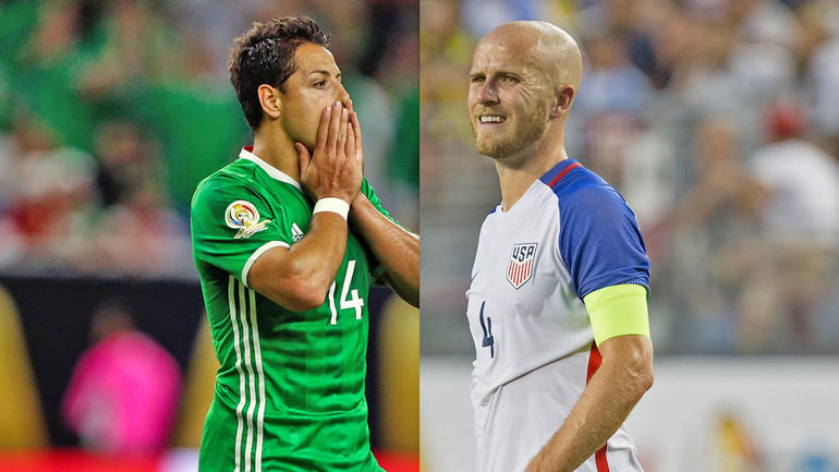Taking A Look At Usmnt S History Vs Mexico And The Birth Of Dos Cero Cbssports