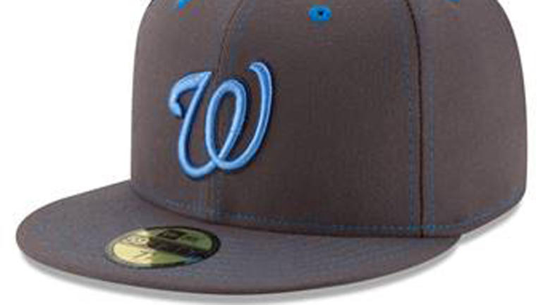 b90cf3b550f82 Here s a look at the special hats MLB teams will wear for Father s Day -  CBSSports.com