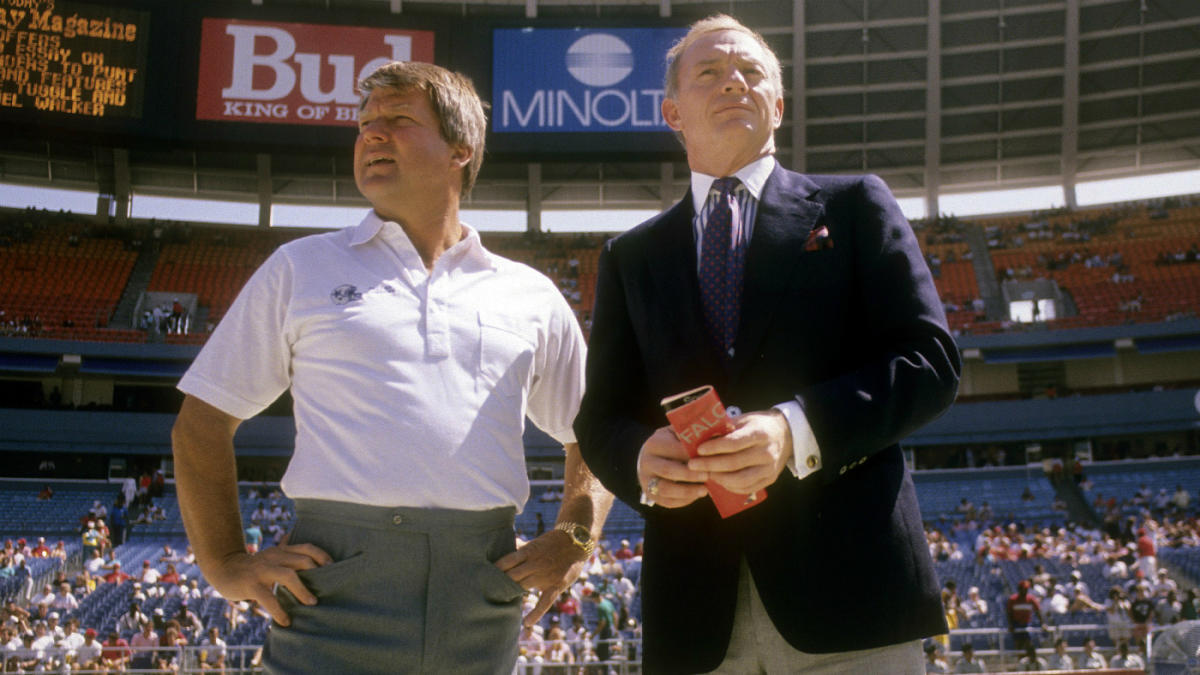 jimmy johnson jerry jones cowboys.'