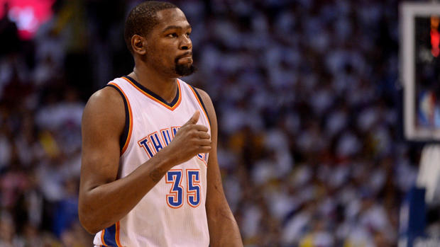 Warriors reportedly focus on pursuing Kevin Durant