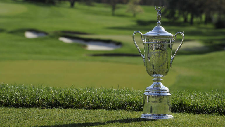 U S Open  Prize Money What Every Golfer Earns From  Million Purse Cbssports Com