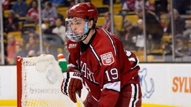 Sabres trade with Nashville to acquire rights to Vesey