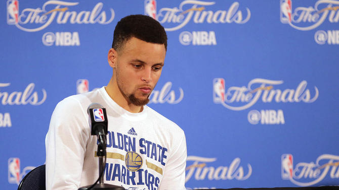 Stephen Curry says no surgery, no excuses after losing NBA Finals