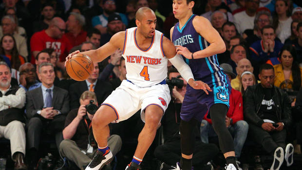 Knicks' Arron Afflalo, Derrick Williams Decline Options, Will Become Free Agents