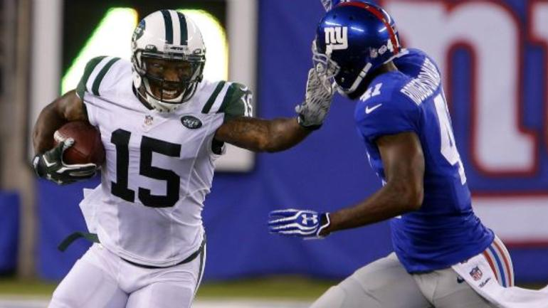 on sale bf178 1e0ac Brandon Marshall debuts Giants jersey number on Instagram ...