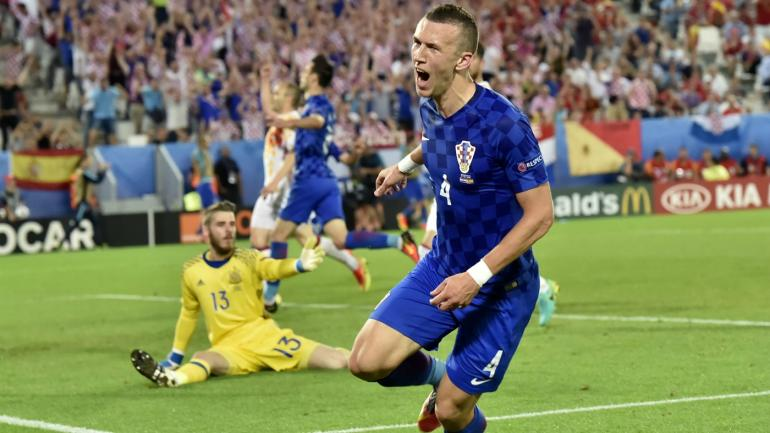 Croatia Tops Nigeria to Take Control of Group D