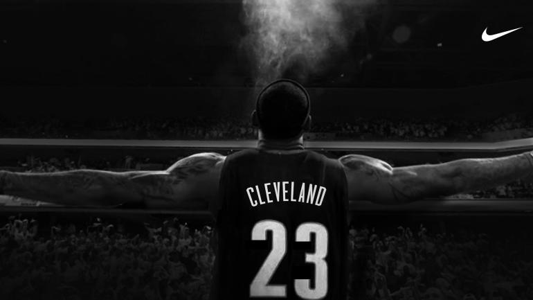 LeBron James' iconic Nike banner to come down for ...