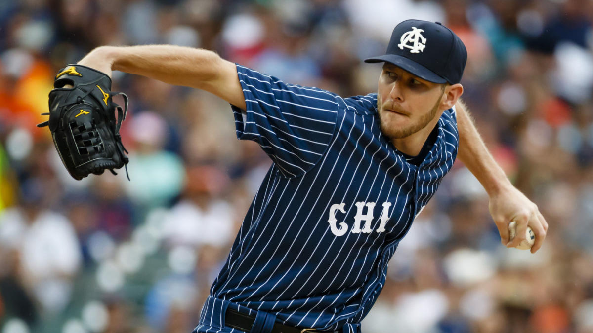 premium selection 1ed7f 3abe1 The Chris Sale incident reportedly involves destroying ...