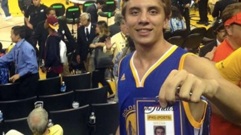 UT student snuck into Game 7 of NBA Finals with fake press pass - CBSSports.com