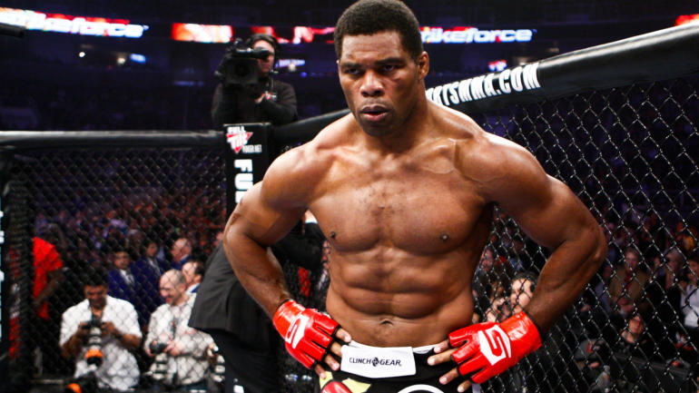 Football legend Herschel Walker wants to fight in MMA again, eyes return this year - CBSSports.com