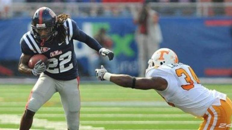 The 10 Greatest RBs In Ole Miss History