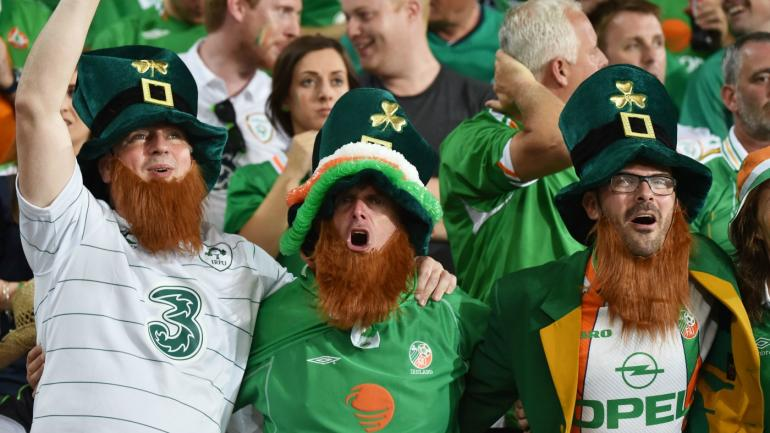 Seven reasons why Ireland fans have been the life of the party at Euro 2016