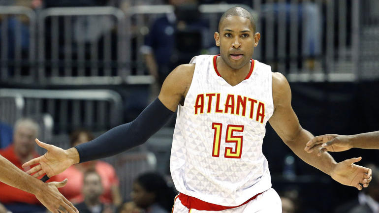 Reports: Thunder, Pistons are angling to sign Hawks' Al Horford