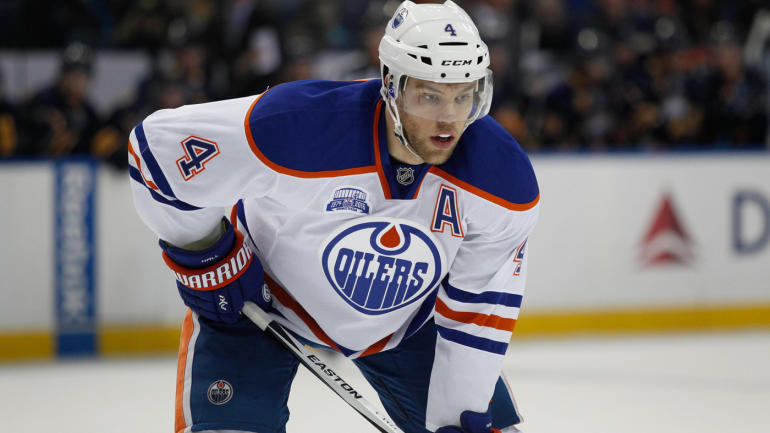 Oilers send Taylor Hall to Devils in stunning trade