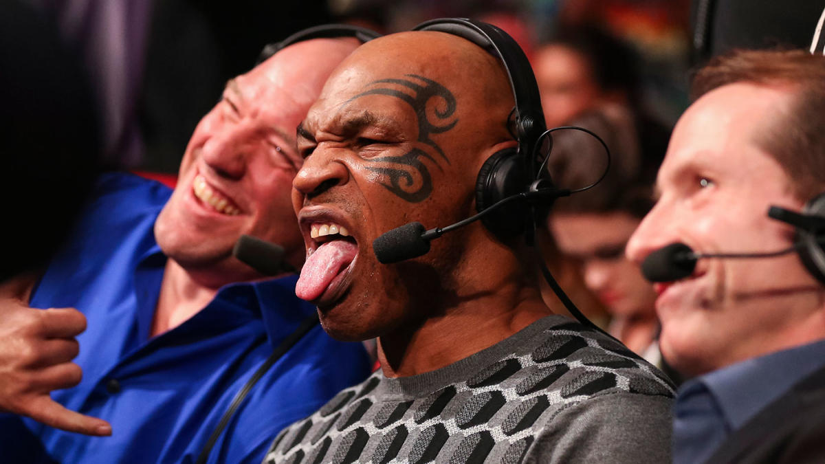 Mike Tyson says Conor McGregor is 'going to get killed boxing' Floyd Mayweather