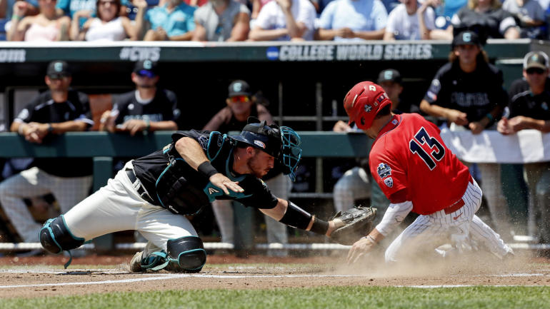 Controversial play at the plate looms large in Coastal ...