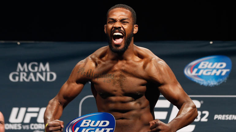Nascar Games Free >> UFC 214 fight card, odds, prelims: Jones, Woodley, Cyborg all large favorites - CBSSports.com