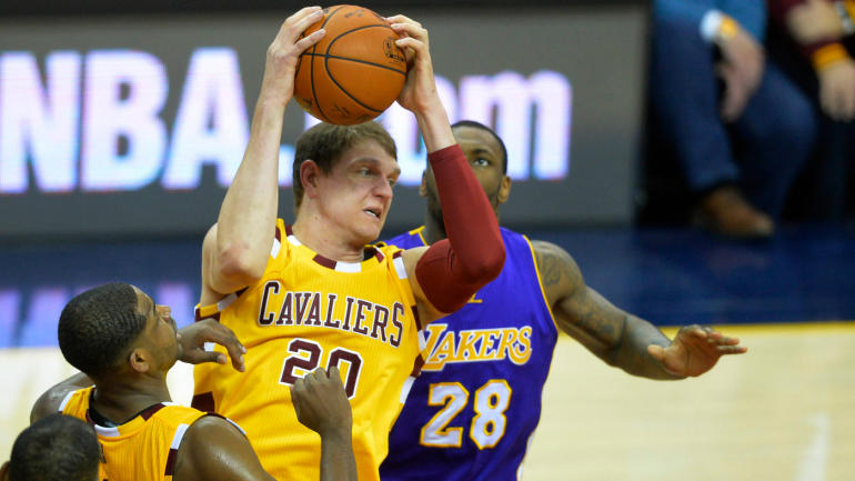 Report: Lakers, Timofey Mozgov agree to 4-year, $64 million deal