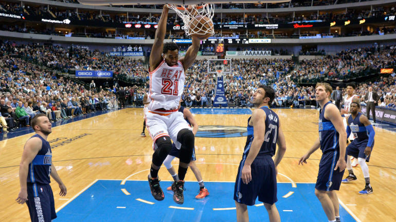 Report: Mavs are front-runners for Hassan Whiteside; Heat lost ground