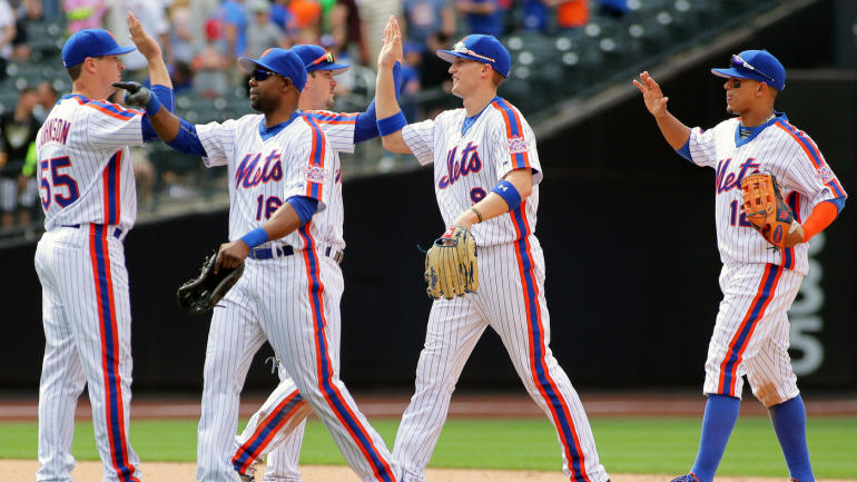 Four takeaways from the Mets' four-game sweep of the Cubs this weekend