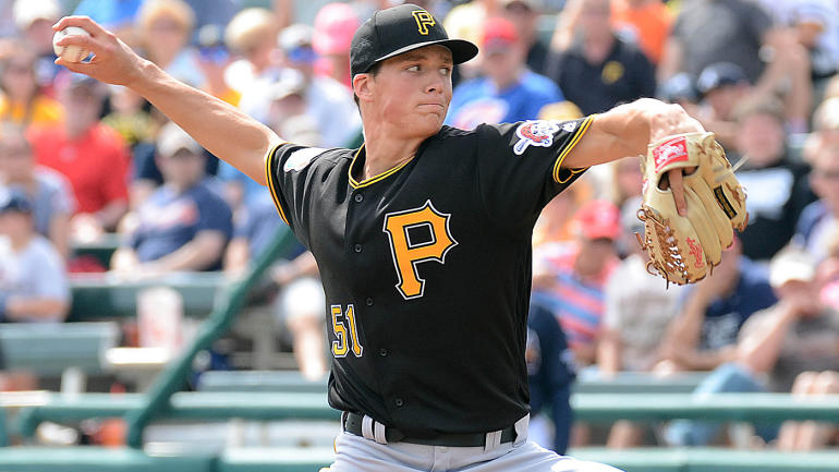 Pirates to call up top pitching prospect Tyler Glasnow: Four things to know