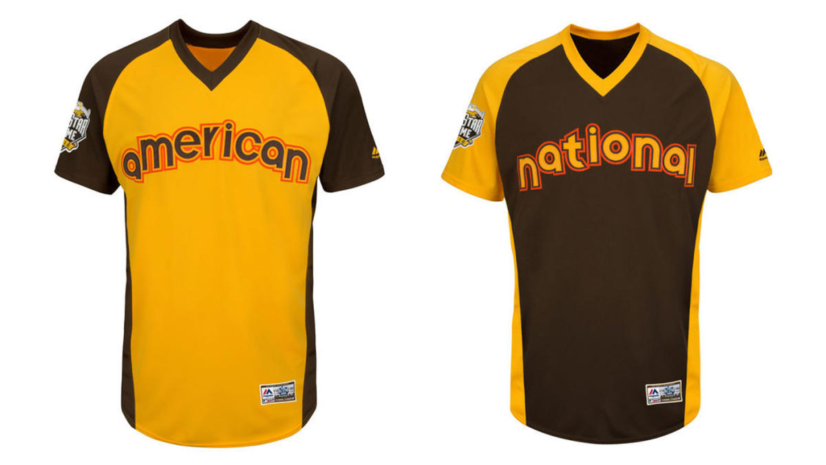 LOOK: No matter what you say, the 2016 All-Star Game uniforms are great - CBSSports.com