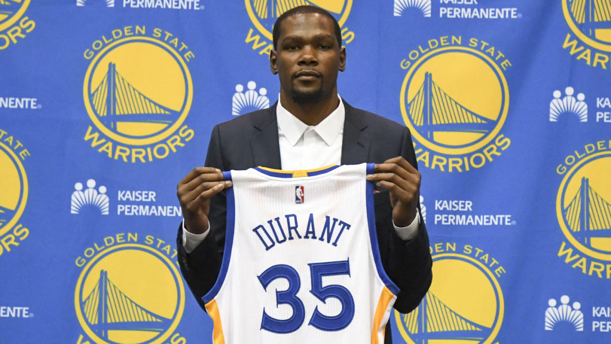 buy popular 7b5b8 c8b2e The most interesting quotes from Kevin Durant's first ...