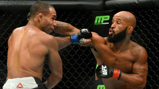 Flyweight champ Demetrious Johnson out of UFC 201 due to injury