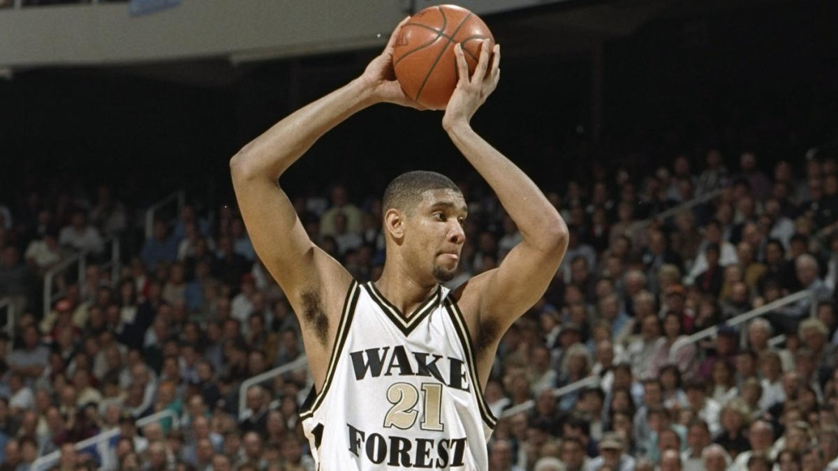 best sneakers 8cba6 f5a18 LOOK: Remembering how incredible Tim Duncan was when he was ...