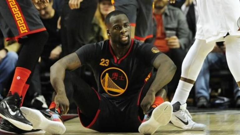 NBA Star Draymond Green Apologizes for Nude Snapchat Photo