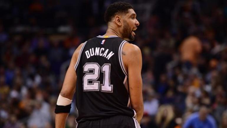 2b1fb0378e0 San Antonio Spurs to retire Tim Duncan s jersey on Dec. 18 ...